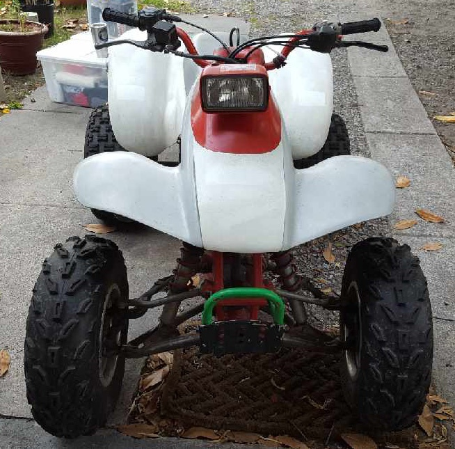 ATV – 3 and 4 Wheelers Detailing Service
