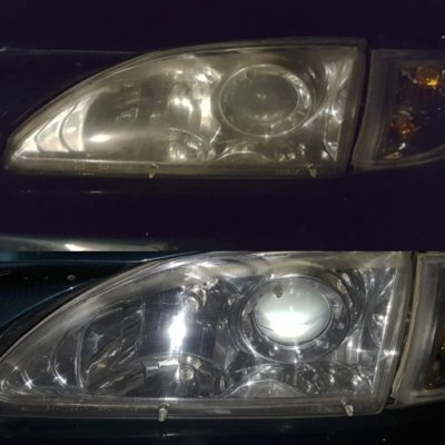 Restore Headlights
