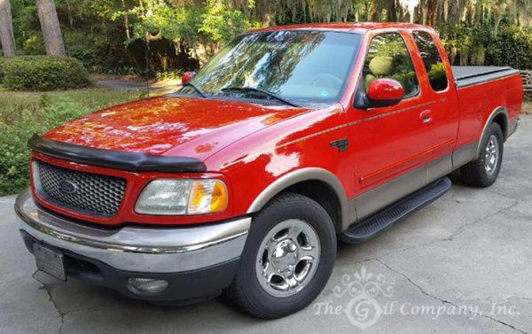 Trucks, Vans, and SUV Detailing Service