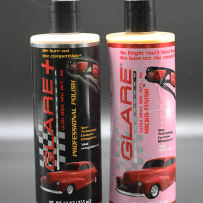 GLARE® PLUS PROFESSIONAL POLISH & GLARE® MICRO-FINISH Combination Pack